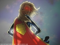 dc-comics - Supergirl wallpaper