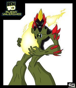 Swampfire - ben-10-alien-force Photo