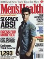 "Taylor Lautner in ""Men's Health"" Magazine! - twilight-series photo"