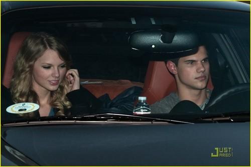 Taylor быстрый, стремительный, свифт & Taylor Lautner: Valentine's день Duo