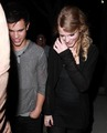 Taylor & Taylor's date night Thursday - 12/3/09 - twilight-series photo