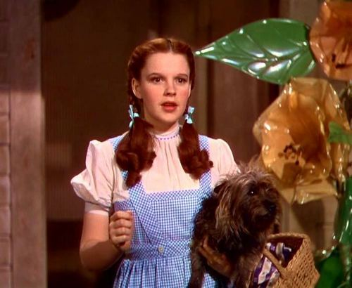 The 1930's the wizard of oz