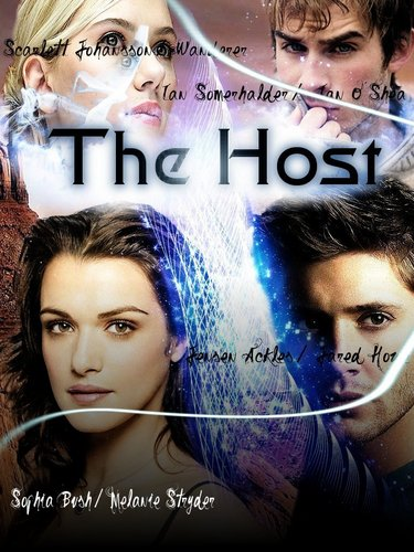 The Host wallpaper possibly containing a portrait entitled The Host Fan Art Poster