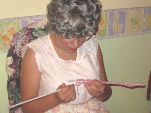 The Kooky Grandma mostrar