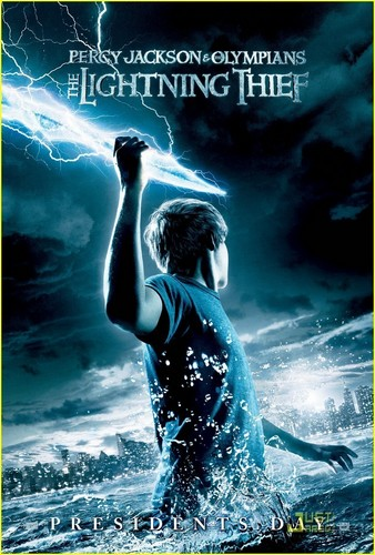 The Lightning Thief mga wolpeyper