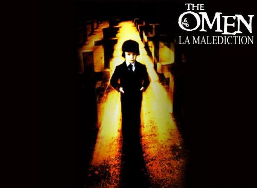 The Omen Stills