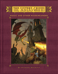 The Sisters Grimm: Magic and Other Misdemeaners
