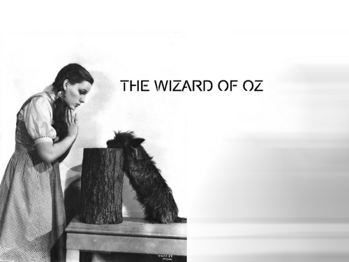 The Wizard of Oz wallpaper entitled The Wizard of Oz