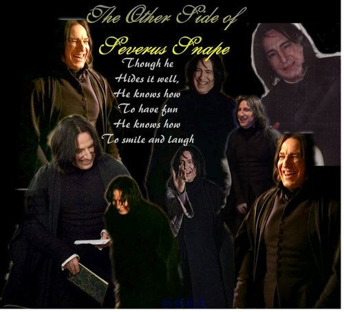 The other side of Severus Snape
