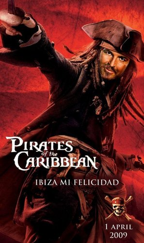 Thomas Anders as Captain Jack Sparrow