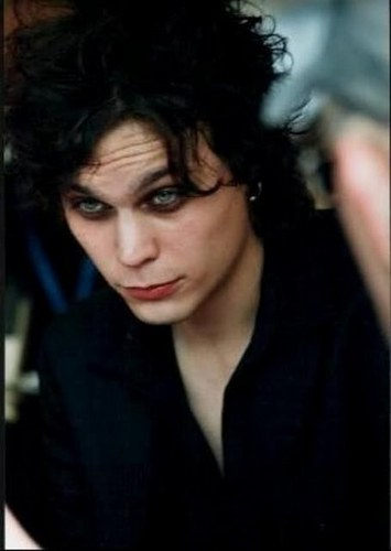 Ville Valo fond d'écran with a portrait called Valo