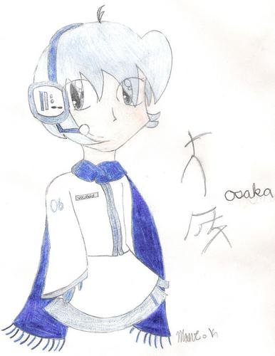 Vocaloid Osaka