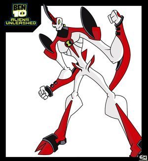 Ben 10: Alien Force wallpaper with anime entitled Waybig