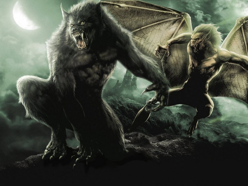 Bitefight werewolves werewolf vs vire