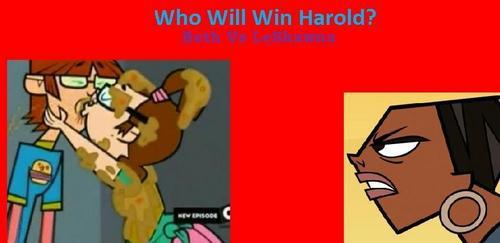 Who Will Win Harold?