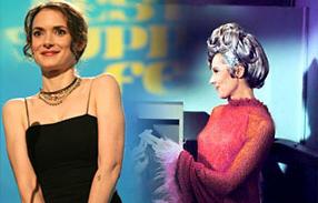 Winona Ryder as ''Amanda''