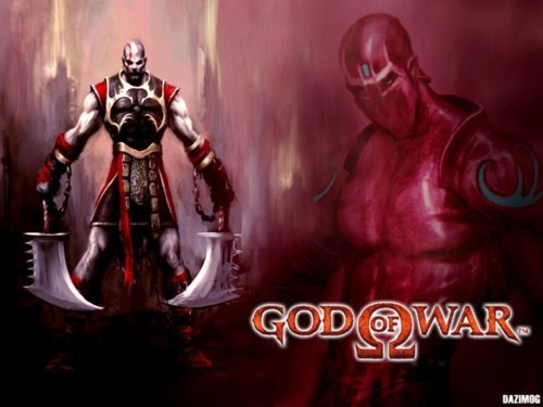XGOD OF WARX - god-of-war Photo