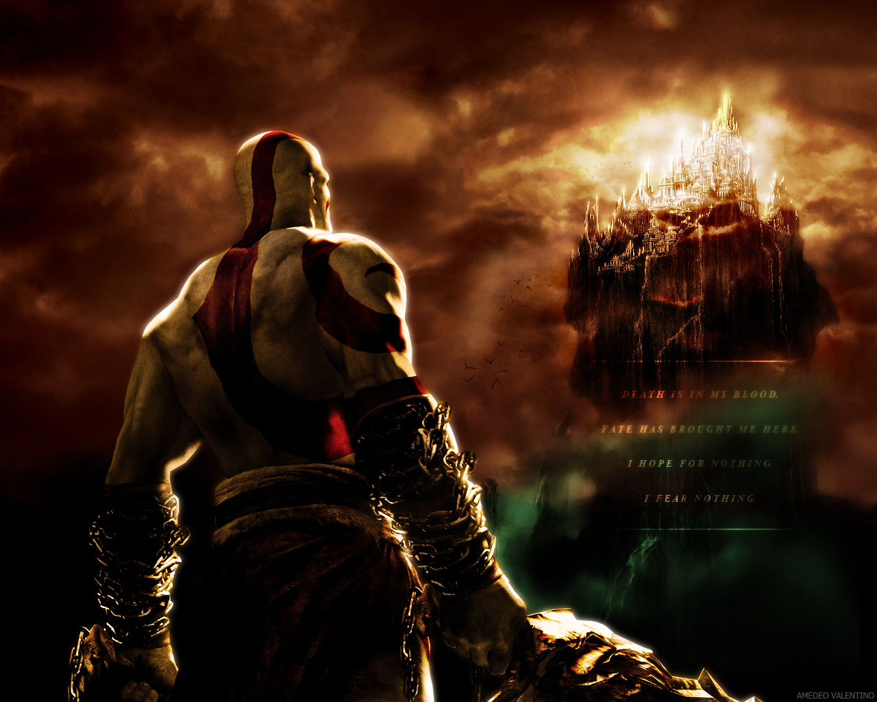 God Of War Images XGOD OF WARX HD Wallpaper And Background