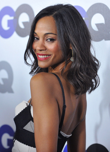 Zoe Saldana | GQ Men of the an Party (HQ)