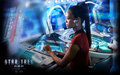 Zoe Saldana | Star Trek Widescreen Wallpaper - zoe-saldana wallpaper