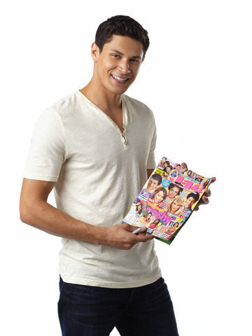 alex meraz - twilight-crepusculo Photo
