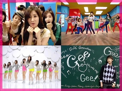 begind the scene - girls-generation-snsd Photo