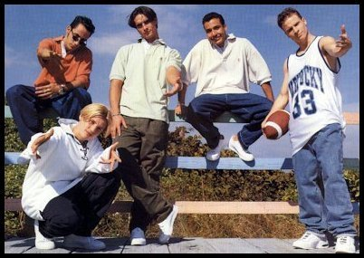 The Backstreet Boys 바탕화면 titled bsb