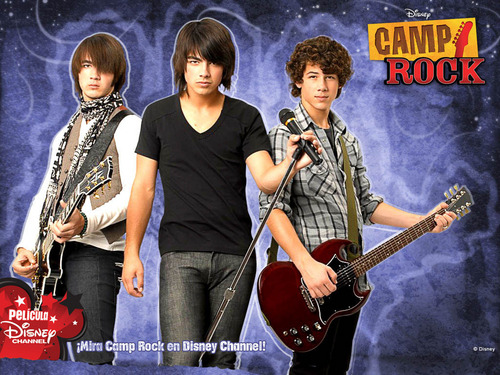 camp rock ---hannah