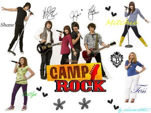 camp rock vs hannah the movie