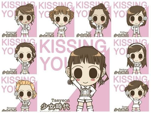 chibi snsd - girls-generation-snsd Photo