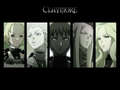 claymore characters