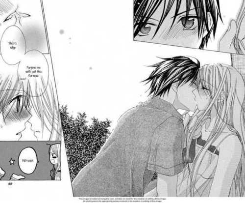 couple! (wat manga r they from?) - anime-couples Photo