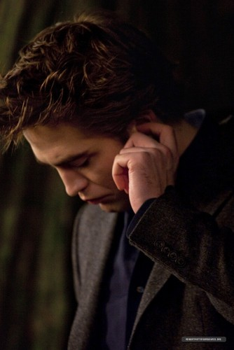 Edward Cullen Images Edward New Moon Hd Wallpaper And