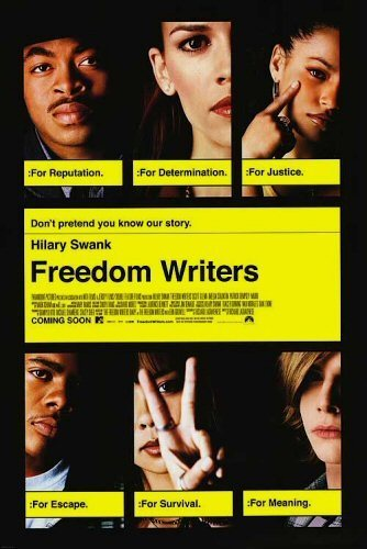freedom writers banner