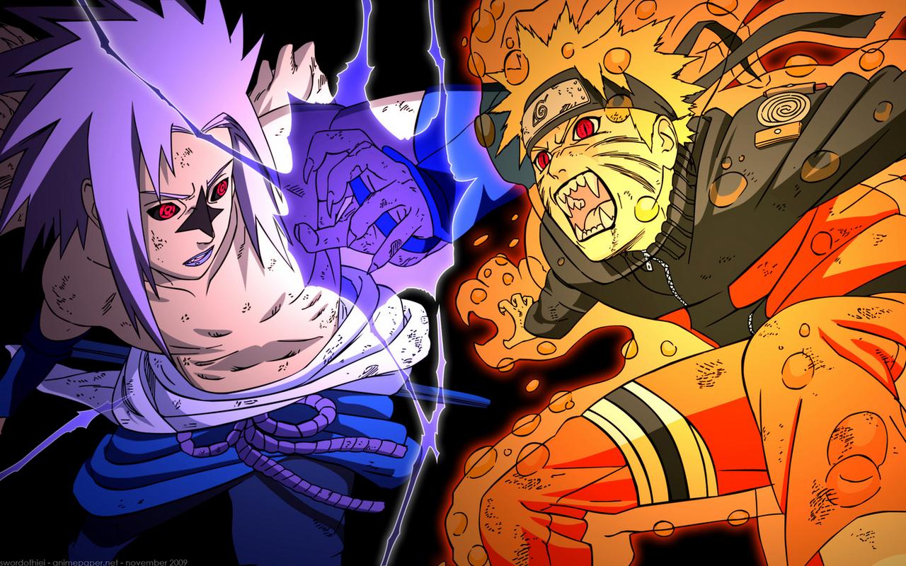 Naruto los 9 demonios