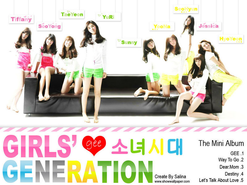 girls generation gee cover. gee - Girls Generation/SNSD