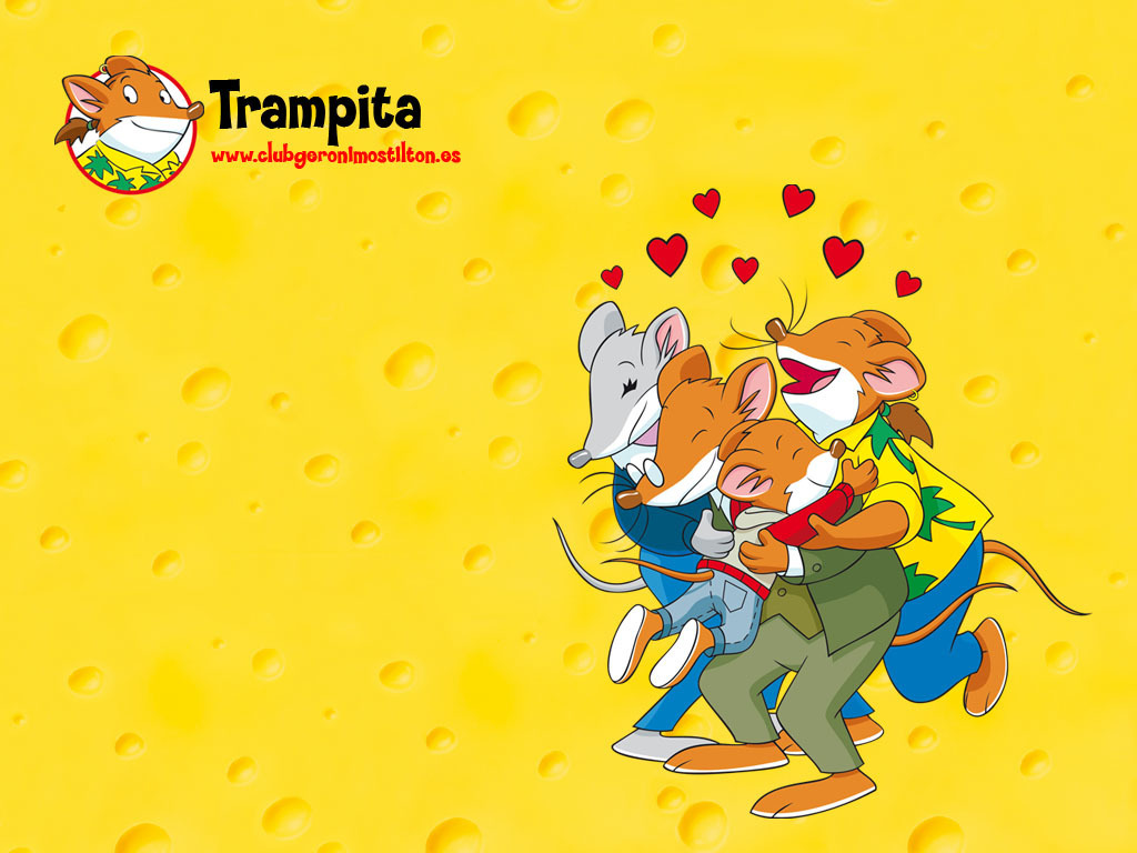 geronimo stilton Geronimo stilton is the title character and protagonist of the geronimo stilton book series geronimo stitlton is characterized by his persistent anxious and fearful state, easily allowing.