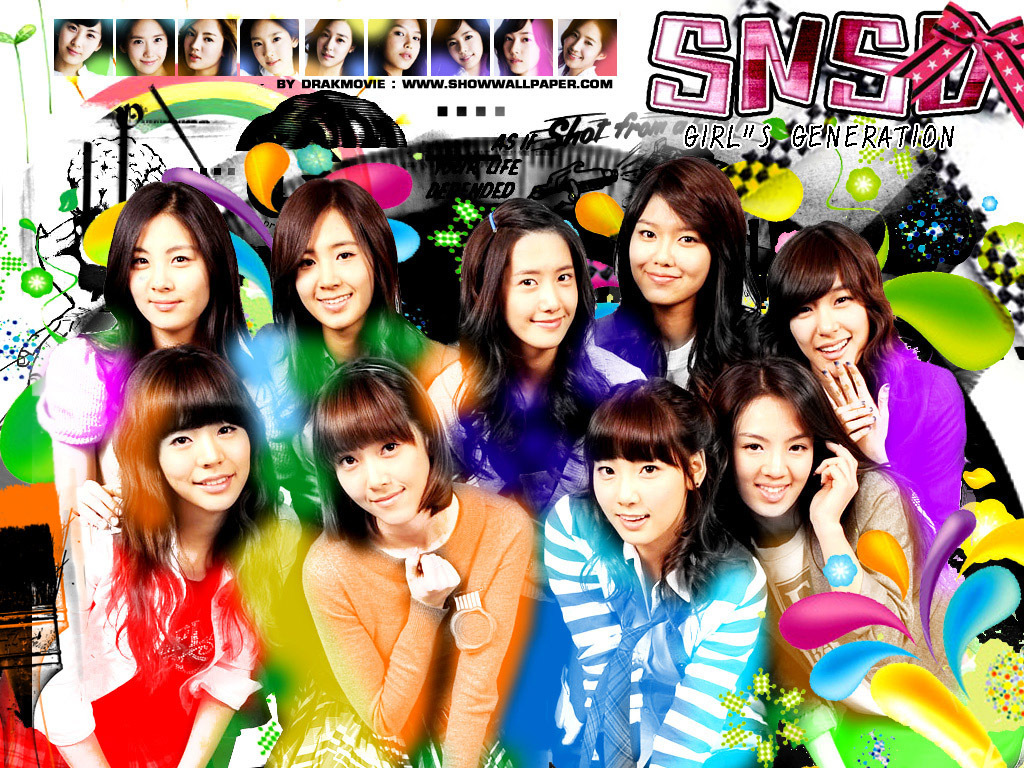 Girls generation snsd girls generation