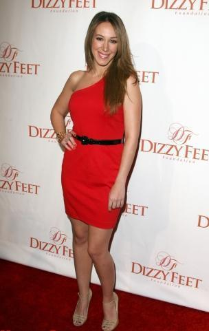 haylie-The Dizzy Feet Foundation Event