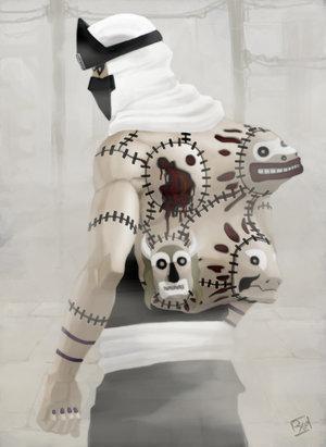 kakuzus monsters of destruction