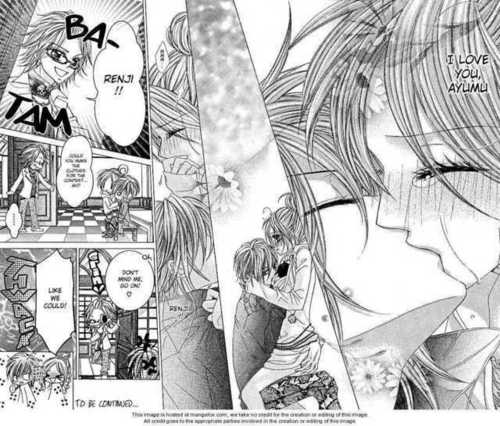 manga! (does anyone know what mangas these r from) - manga Photo