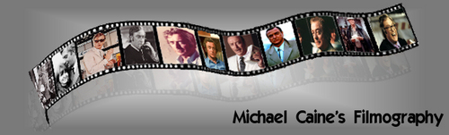 Michael Caine's Filmography Banner