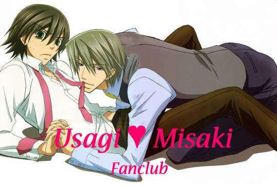 Misaki And Usagi Wallpaper Misaki X Usagi images ...