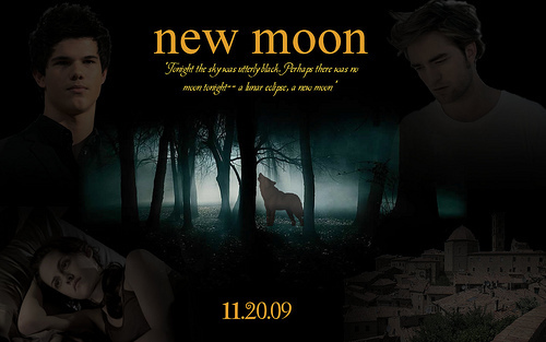 Twilight Series images new moon wallpaper and background photos