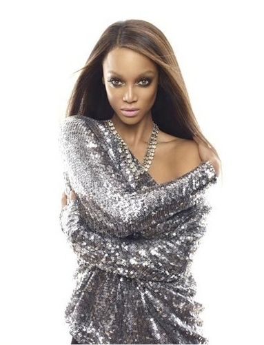 Tyra Banks wallpaper entitled new shoots