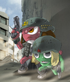 rapidwave's pic's - sgt-frog-keroro-gunso photo