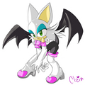 rouge the cutey