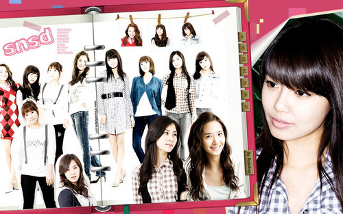 scrapbook - girls-generation-snsd Photo