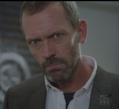 Dr. Gregory House Hintergrund possibly with a business suit and a portrait titled teamwork- house