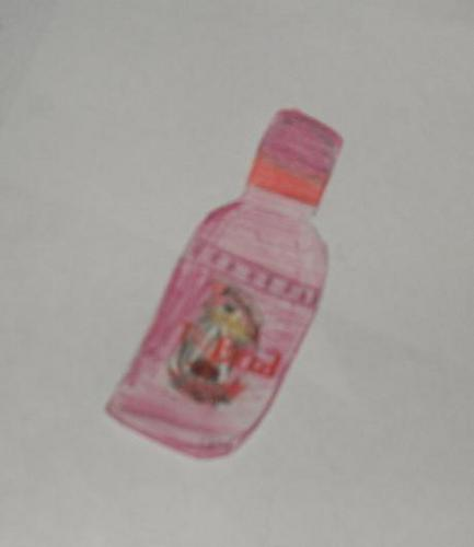 ture blood bottle drawing
